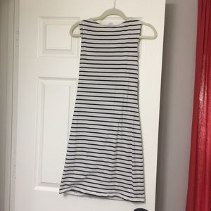 1df6c40ba6c99 Boob Design Dresses | Boob Nursingwear Sleeveless Striped Dress ...